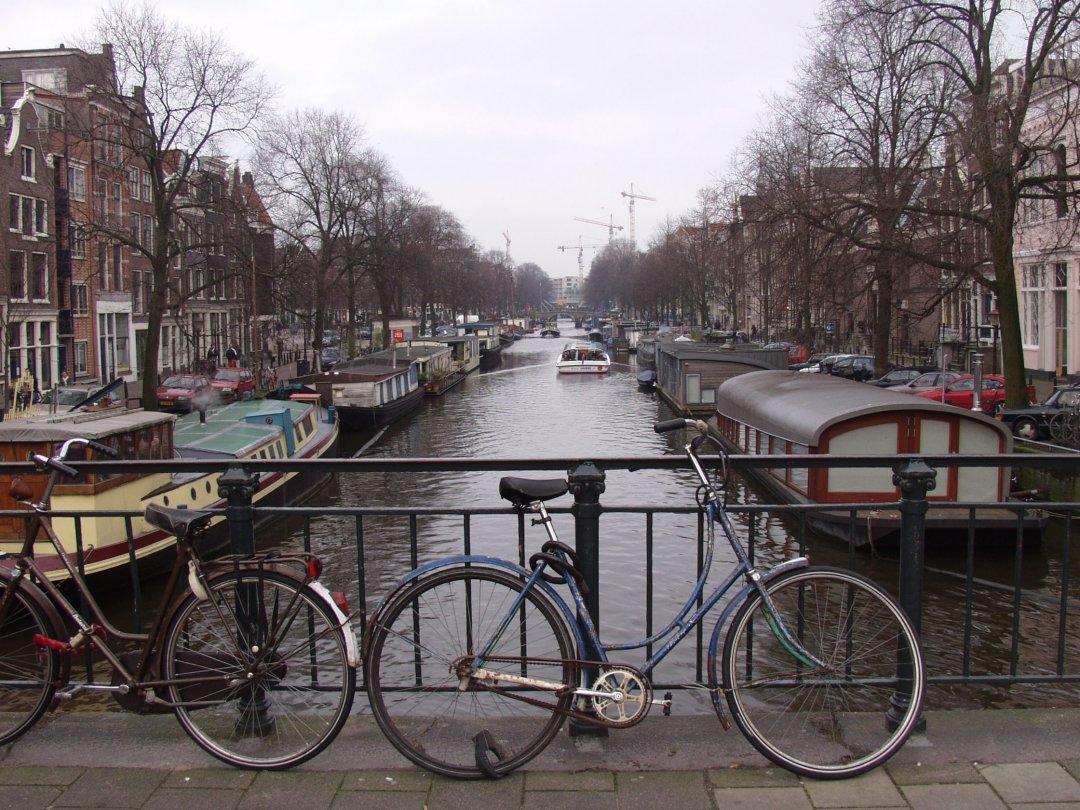 A może poznać miasto wolności, Amsterdam