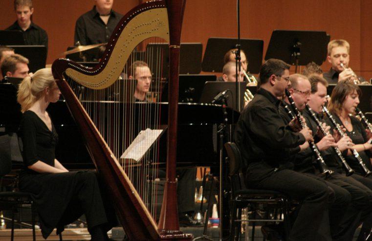 Harfa jako narodowy symbol Irlandii