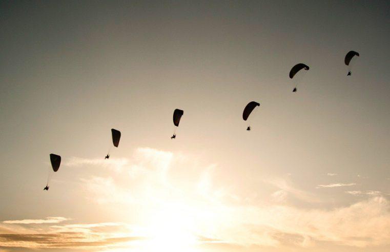 Lotnie – Loty widokowe