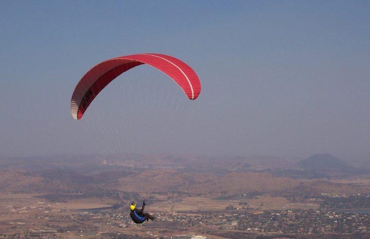 Skoro o lataniu mowa, to również motoparalotnia